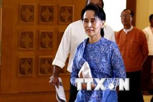 Hạ viện Myanmar phê chuẩn luật bổ nhiệm cố vấn nhà nước