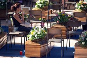 Động đất ở Italy: Tổ chức lễ tang thứ 2 cho các nạn nhân thiệt mạng