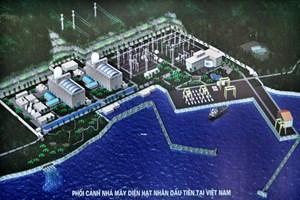 Dừng thực hiện Dự án xây dựng Nhà máy điện hạt nhân Ninh Thuận