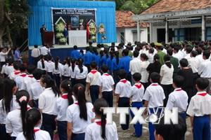 Người dân quê hương Bến Tre tưởng nhớ Lãnh tụ Fidel Castro