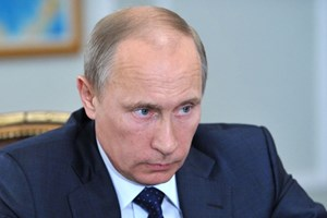 Ông Putin chỉ thị tăng cường an ninh trong nước và nước ngoài