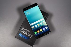 Samsung chính thức công bố nguyên nhân gây cháy nổ Galaxy Note 7
