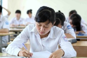 Chính thức công bố Quy chế tuyển sinh đại học hệ chính quy 2017