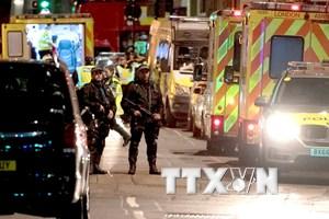 Cảnh sát London: Ít nhất 9 người chết trong loạt vụ tấn công