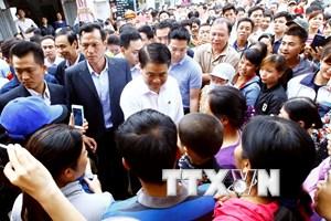 Thanh tra đất ở Đồng Tâm: Đất sân bay Miếu Môn là đất quốc phòng