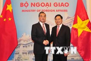 Trung Quốc ủng hộ Việt Nam tổ chức thành công Hội nghị cấp cao APEC