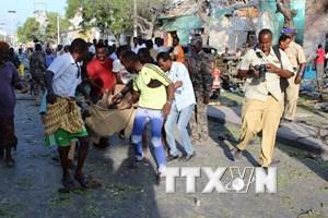 Al Shabaab tấn công lực lượng gìn giữ hòa bình AU tại Somalia