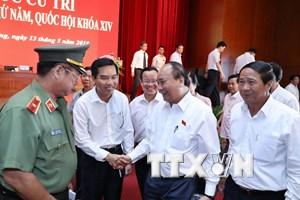 Thủ tướng Nguyễn Xuân Phúc: Hội nghị Trung ương 7 đặc biệt quan trọng
