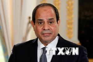Tổng thống Ai Cập cảnh báo việc Mỹ chuyển sứ quán tới Jerusalem