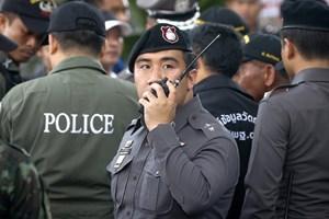 Thái Lan công bố khu vực cấm tụ tập trước thời điểm đối lập biểu tình
