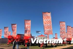 Việt Nam tham dự hội chợ nông nghiệp lớn nhất của Argentina