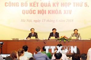 Chuyển mạnh từ Quốc hội tham luận sang Quốc hội tranh luận