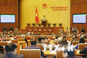 Hoạt động của Quốc hội ngày càng gắn bó mật thiết với Nhân dân