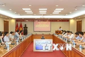 Quán triệt, triển khai Nghị quyết TW 7 tới cán bộ chủ chốt của TTXVN