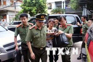 Bắt tạm giam 3 đối tượng liên quan tới sai phạm thi THPT quốc gia