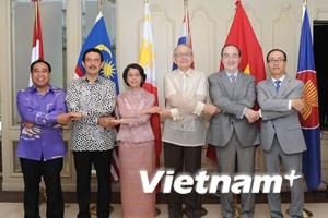 Tổ chức kỷ niệm 51 năm ngày thành lập ASEAN tại Mexico