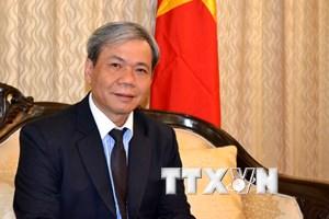 Quan hệ Việt Nam-Ấn Độ đang phát triển thực chất và hiệu quả