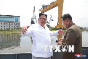 Nhà lãnh đạo Triều Tiên chỉ trích các biện pháp trừng phạt