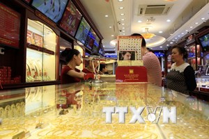 Thị trường vàng trầm lắng trước biến động lớn của giá vàng thế giới