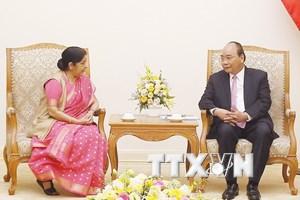 """Việt Nam ủng hộ chính sách """"Hành động hướng Đông"""" của Ấn Độ"""