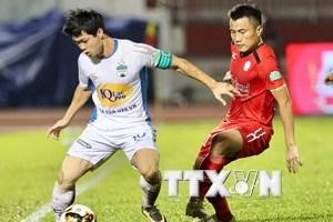 Đại thắng HAGL, Thành phố Hồ Chí Minh tạm thoát khỏi tốp cuối bảng