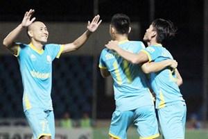 Không có bàn thắng trong trận SHB Đà Nẵng gặp Sana Khánh Hòa BVN