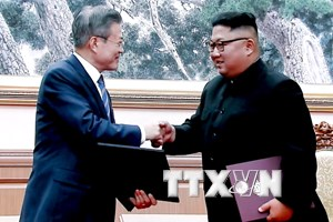 Thượng đỉnh liên Triều 2018 lần 3: Những điểm nhấn quan trọng