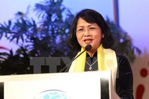 Phó Chủ tịch nước Việt Nam tham dự Diễn đàn Phụ nữ Á-Âu lần 2