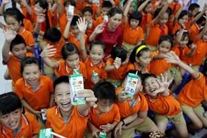 [Mega Story] Sữa học đường - Vì con trẻ, hãy công khai minh bạch
