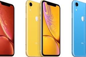 Apple mở đặt hàng trước với mẫu iPhone XR, giá từ 749 USD