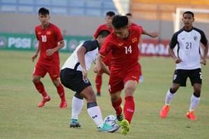 """U19 Jordan coi trận đấu với U19 Việt Nam như """"trận chung kết"""""""