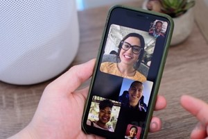 Apple phát hành tính năng gọi FaceTime nhóm tới 32 người
