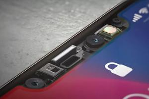 Camera Face ID trên iPhone 2019 có thể được nâng cấp mạnh mẽ