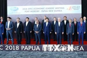 APEC 2018: Các nhà lãnh đạo tập trung thảo luận thương mại tự do