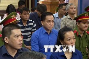 """Xét xử vụ án tại Ngân hàng Đông Á: Vũ """"nhôm"""" kêu oan"""