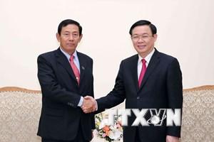 Việt Nam luôn ủng hộ nỗ lực xây dựng, vun đắp hòa bình của Myanmar