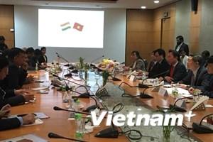Doanh nghiệp Việt Nam tham dự Hội chợ Indus Food 2019 tại Ấn Độ