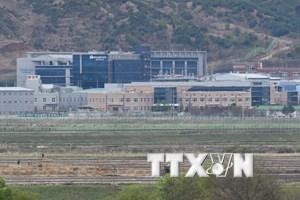 """Hàn Quốc: Các dự án liên Triều """"nằm im"""" chờ đàm phán Mỹ-Triều Tiên"""