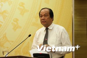 [Video] Bộ trưởng Mai Tiến Dũng lên tiếng về vụ việc ở xã Đồng Tâm