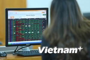 Chỉ số VN-Index tìm lại sắc xanh, tiến dần tới mốc 930 điểm