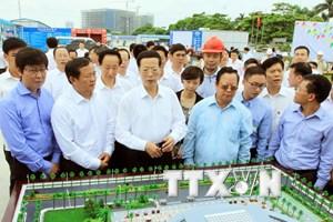 Cung Hữu nghị Việt-Trung - biểu tượng tình hữu nghị hai nước