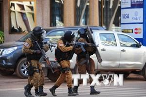 Công dân Mỹ thiệt mạng trong vụ khủng bố ở Burkina Faso