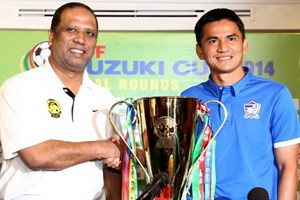 """Malaysia mơ tái lập """"chiến công Mỹ Đình"""" trước Thái Lan ở AFF Cup"""
