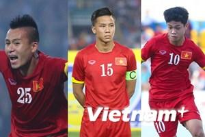 Ba sao U23 Việt Nam lọt vào đội hình tiêu biểu SEA Games 28