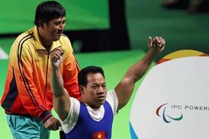 Lê Văn Công: Hành trình vượt lên số phận của người hùng Paralympic