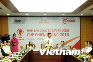 Hoàng Xuân Vinh và tuyển Futsal Việt Nam vô đối ở Cúp Chiến thắng