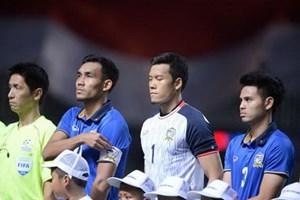 Kiatisak tin Thái Lan có thể lội ngược dòng trước Indonesia