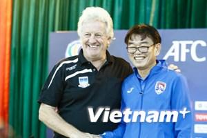 """Nhà vô địch Myanmar lấy Than Quảng Ninh làm """"quân xanh"""" cho tuyển"""
