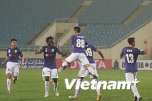 Hà Nội FC dứt mạch sáu trận hòa bằng chiến thắng đậm đà tại AFC Cup