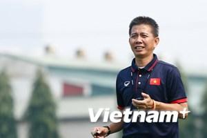 HLV Hoàng Anh Tuấn sẽ tiếp tục dẫn dắt lứa U19 Việt Nam mới